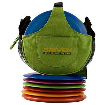 Slingshot Disc Golf Bag By Driven